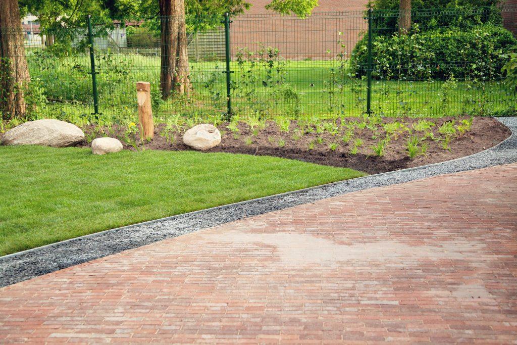 Oplevering natuurlijke tuin Westervoort